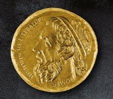 Homer-goldmünze
